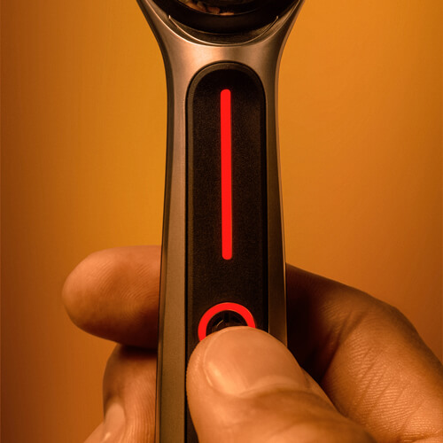 Heated Razor Power